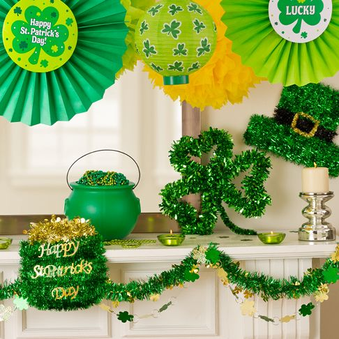 Fun Ideas For A Sham Rockin Teen St Patrick S Party