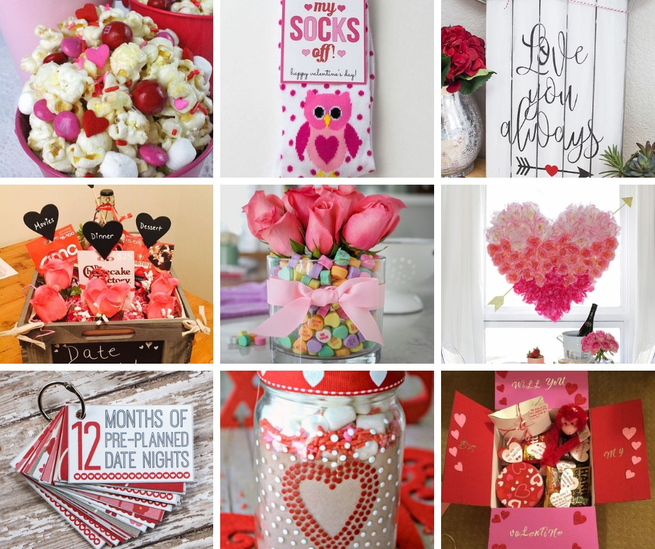 25 Simple Diy Valentine S Day Gift Ideas Raising Teens Today