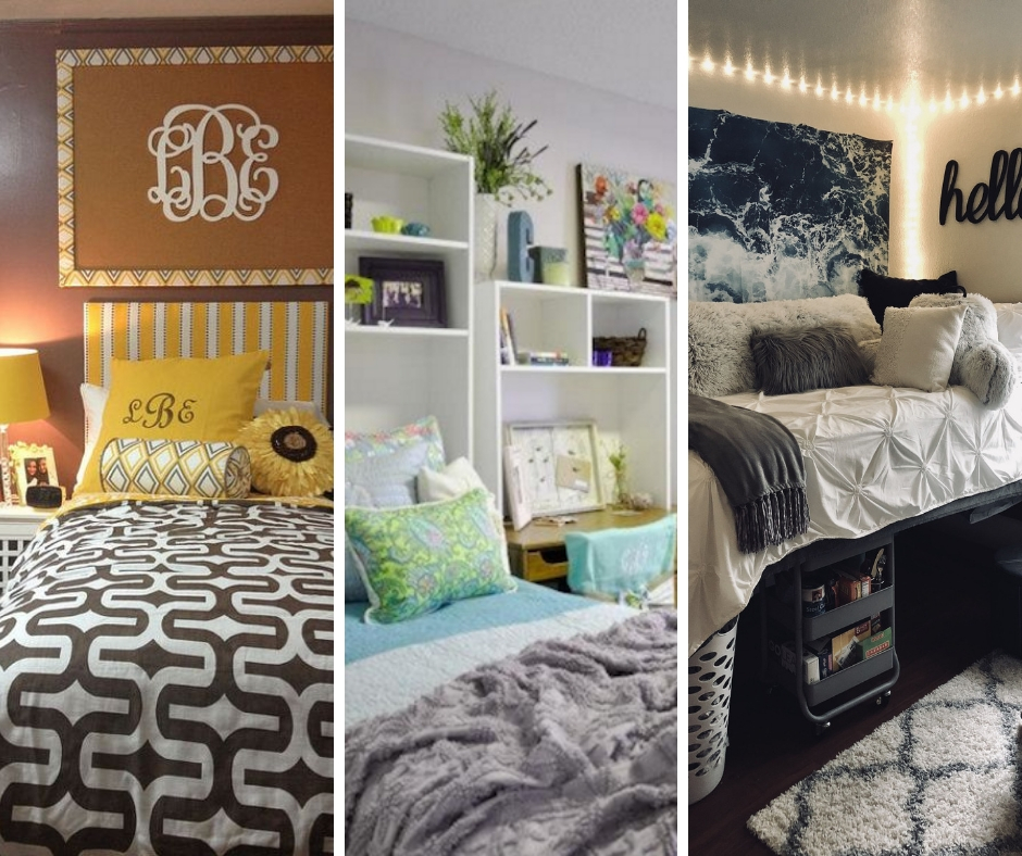 28 Super Cute Dorm Rooms To Get You Totally Psyched For