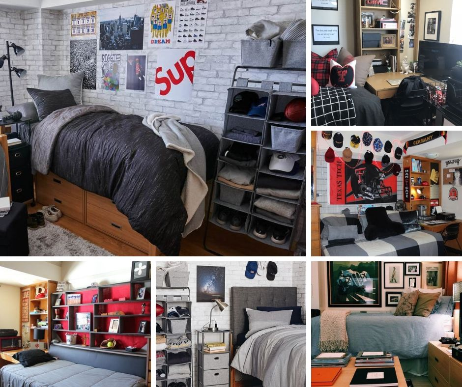 15 Cool Dorm Rooms For Guys Raising Teens Today