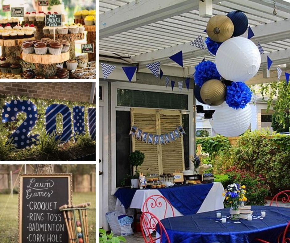 Best Outdoor Graduation Party Ideas